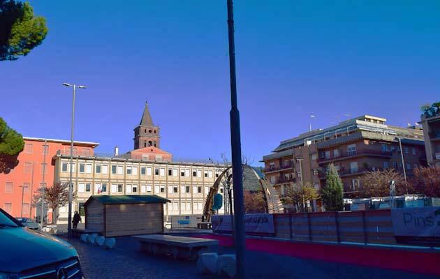ローマからティヴォリへアクセス