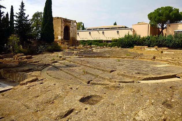 アグリジェント州立考古学博物館 シチリア