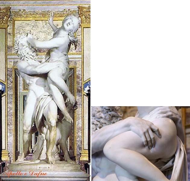 ボルゲーゼ美術館 ローマ ベルニーニ