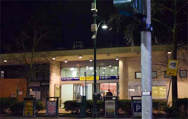 ヴェネツィア・メストレ駅
