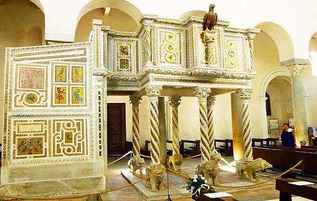 ラヴェッロ・ドゥオモ大聖堂・南イタリア