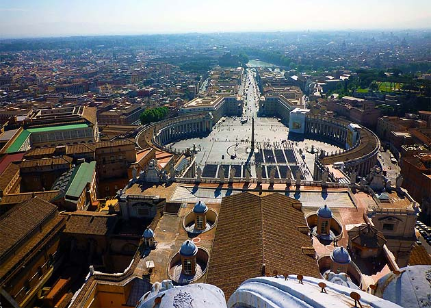 ヴァチカン市国・ローマ