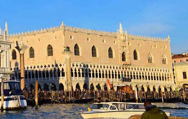 ドゥカーレ宮殿・ヴェネツィア