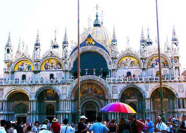 サン・マルコ大聖堂・ヴェネツィア
