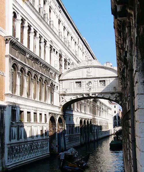 溜息橋・ヴェネツィア