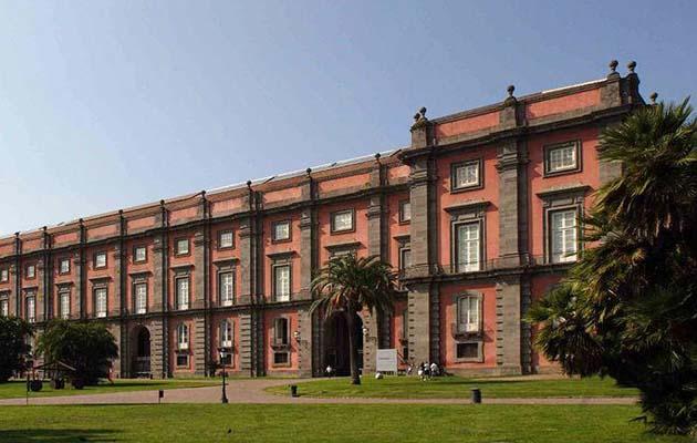 カポディモンテ美術館 ナポリ