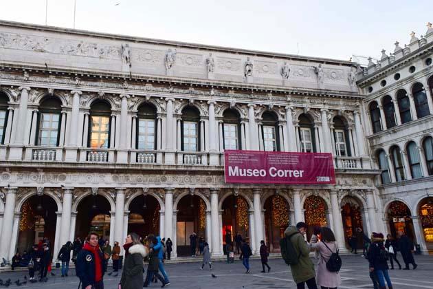 コッレール博物館 ヴェネツィア