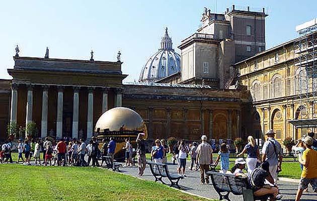ヴァチカン美術館 ローマ