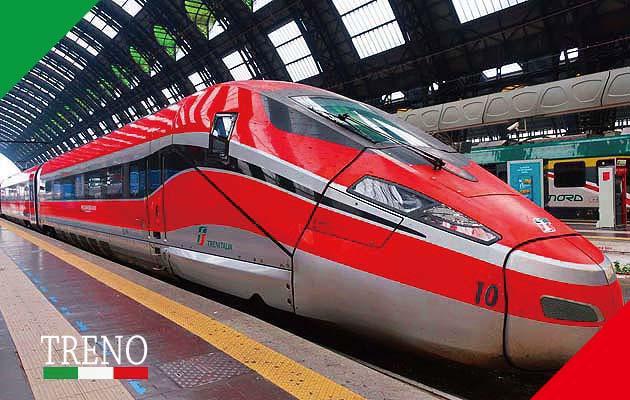 イタリアの鉄道の乗り方
