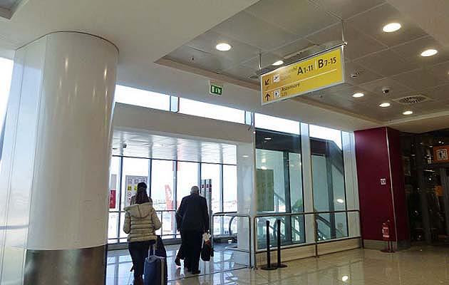 ナポリ・カポディキーノ空港