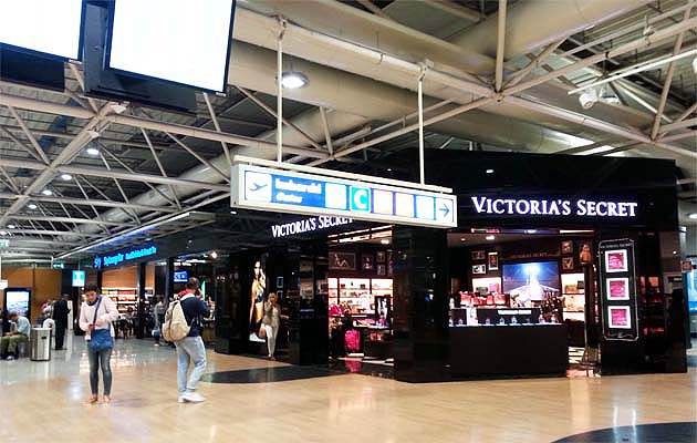 ローマ・フィウミチーノ空港