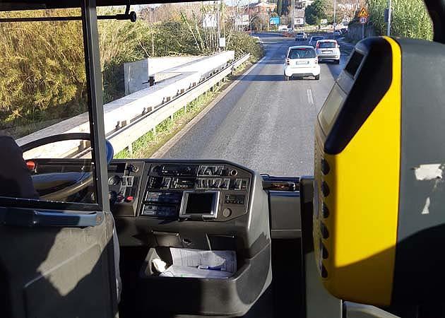 イタリアのバスの乗り方