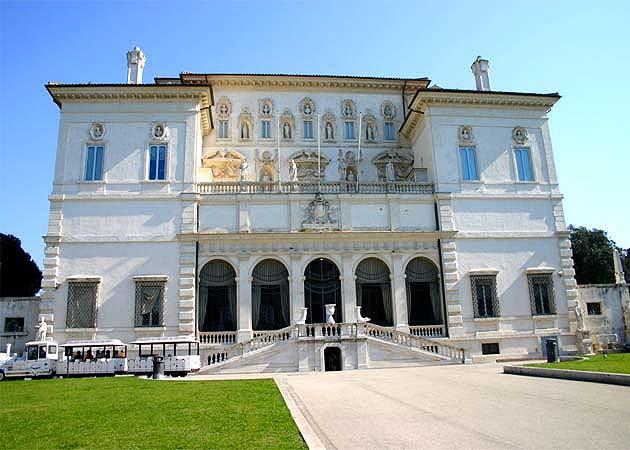 ボルゲーゼ美術館 ローマ