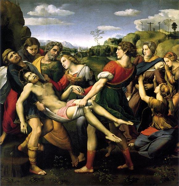 ボルゲーゼ美術館 ローマ ラファエロ