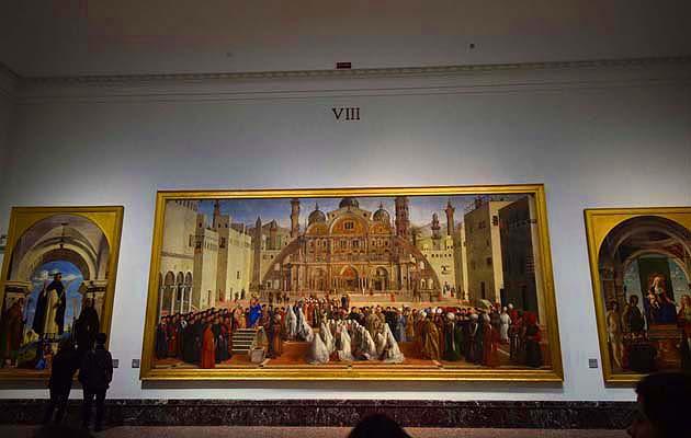 ブレラ美術館・絵画館 ミラノ