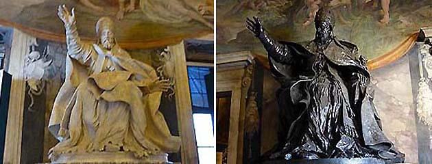 カピトリーニ美術館のコンセルヴァトーリ博物館 ローマ