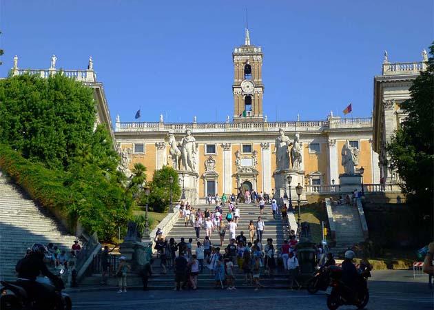 カピトリーニ美術館へのアクセス ローマ