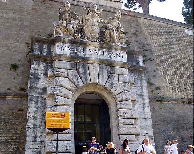 ヴァティカン美術館