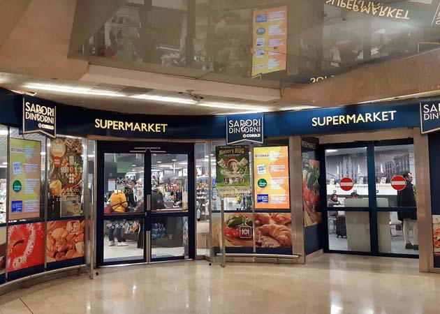 ミラノ中央駅完全ガイド アクセス