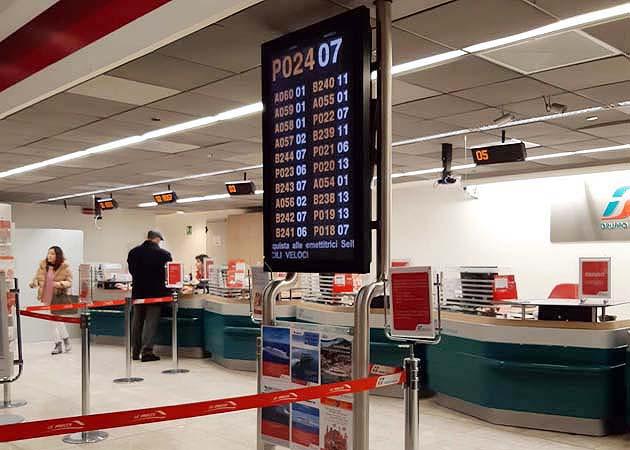列車マルペンサ・エクスプレスのチケット購入方法