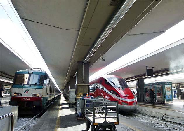 イタリアの列車の種類