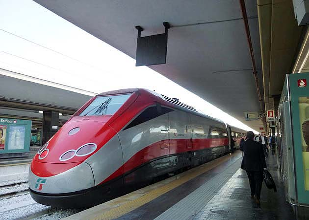 イタリアの列車の種類と