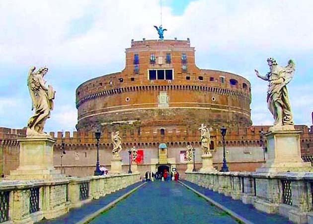 サンタンジェロ城・ローマ
