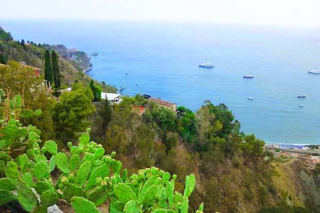 タオルミーナ観光の見どころ