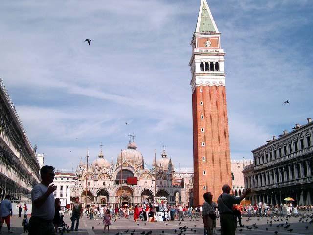 サン・マルコ広場・ヴェネツィア