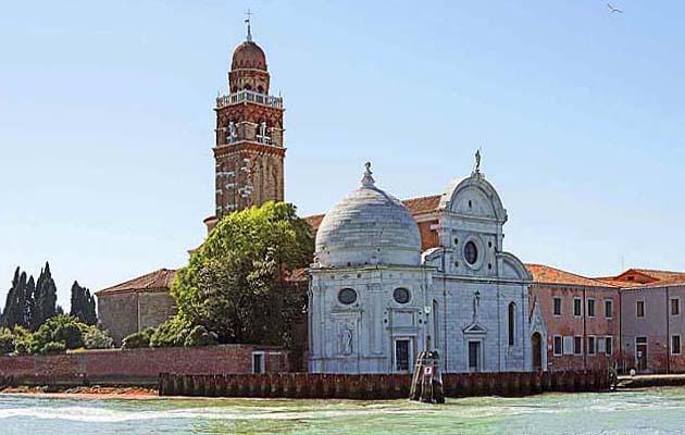 サン・ミケーレ島 サン・ミケーレ・イニソーラ教会 ヴェネツィア