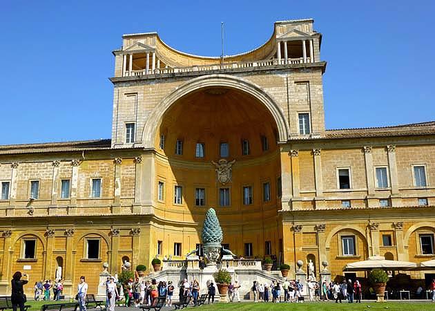 ヴァティカン美術館博物館の見どころとアクセス ローマ