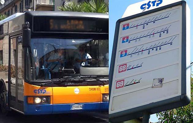 バスでヴィエトリ・スル・マーレへアクセス