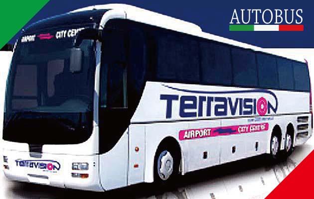 イタリアのバス・シャトルバスの乗り方