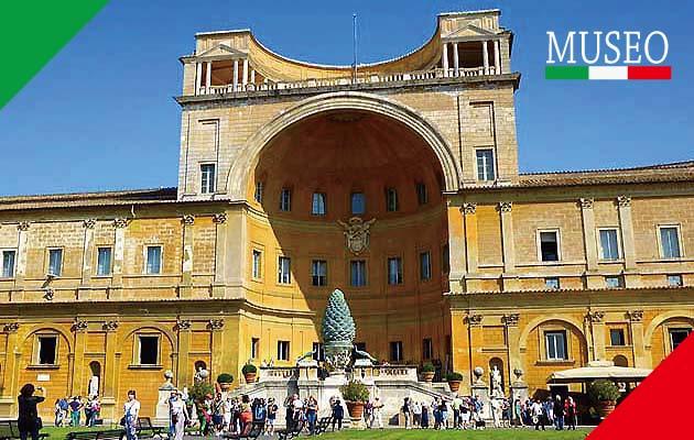 イタリアの美術館・博物館・絵画館