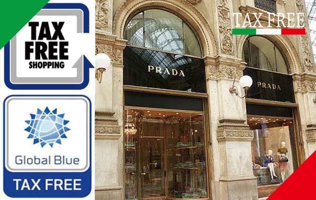 イタリアの免税手続き